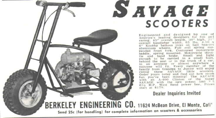 Savage Scooter